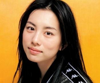 米倉涼子の整形2000年の黒髪ロング画像