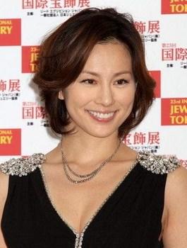 米倉涼子の整形2012年ジュエリーベストドレッサー賞の画像